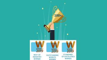 WSI Wins 15 More WMA Web Design Awards