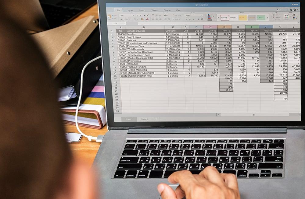 database-screen-laptop-sheet
