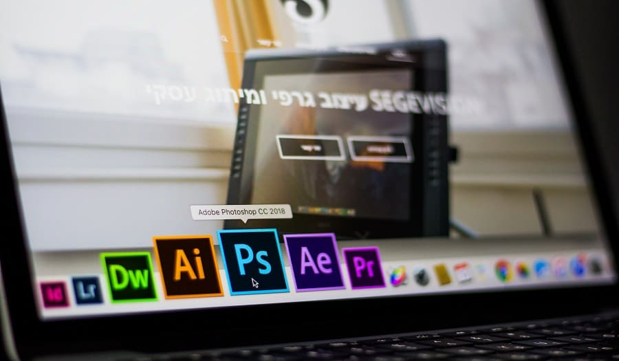 Adobe creative cloud computer