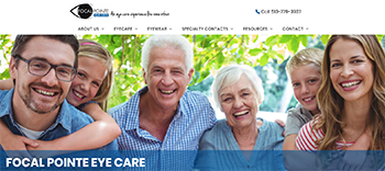 Focal Pointe Eye Care - blog