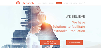 ISI Crunch for Best B2B Website