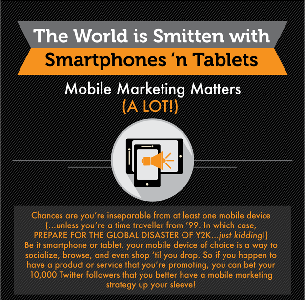WSI World Blog - The World Is Smitten With Smartphones 'N Tablets Image 1