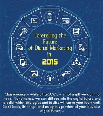 WSI World Blog - Foretelling The Future Of Digital Marketing Image 1