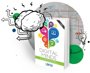 Book cover of WSI's Digital Minds
