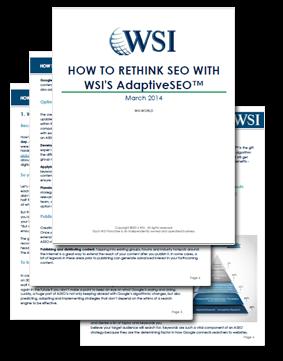 Whitepaper: How To Rethink SEO With WSI's AdaptiveSEO™ - Image 3