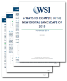 6 Ways To Compete In The New Digital Landscape Of 2015