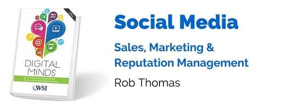 Social Media: Sales, Marketing and Reputation Management
