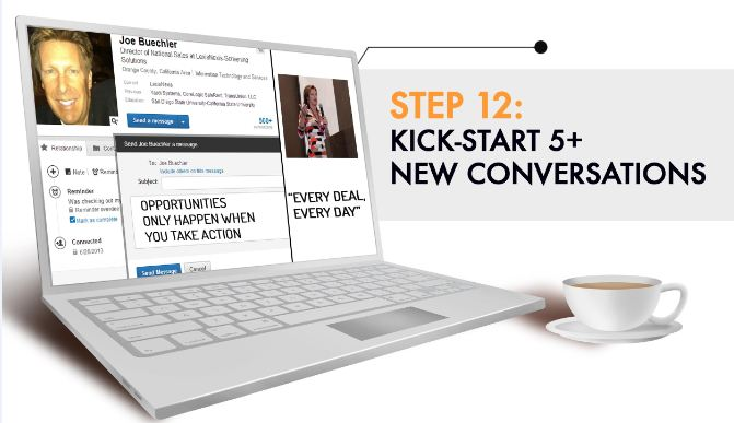 How To Build A Social Selling Routine In 30 Minutes A Day [INFOGRAPHIC] - Image 13