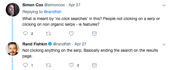 Why You Need to Care About On-SERP SEO – Featured Snippet – Rand Comment