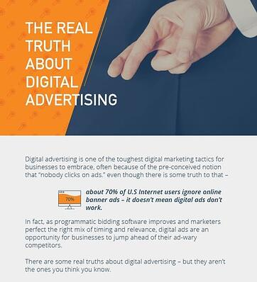 The Real Truth About Digital Advertising
