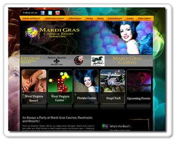 Case Study: Mardi Gras Casino
