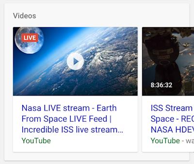 Livestream Structured Data