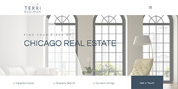 Terri Buseman - Chicago Realtor for Outstanding Website