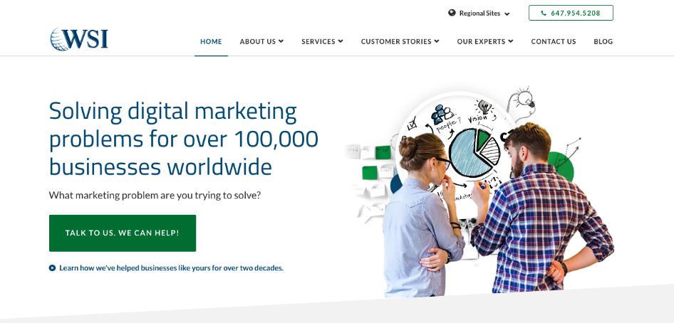 WSIWorld Homepage