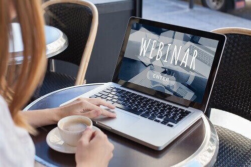 A COVID-19 Webinar Series You'll Want to Attend