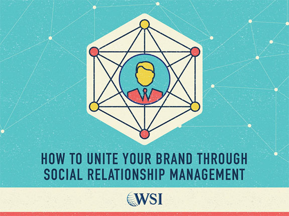 Screenshot of What Good Social Relationship Management Platforms Can Do infographic.