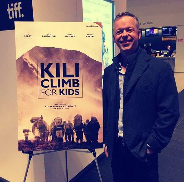 WSI Dan Monaghan Kili Climg For Kids