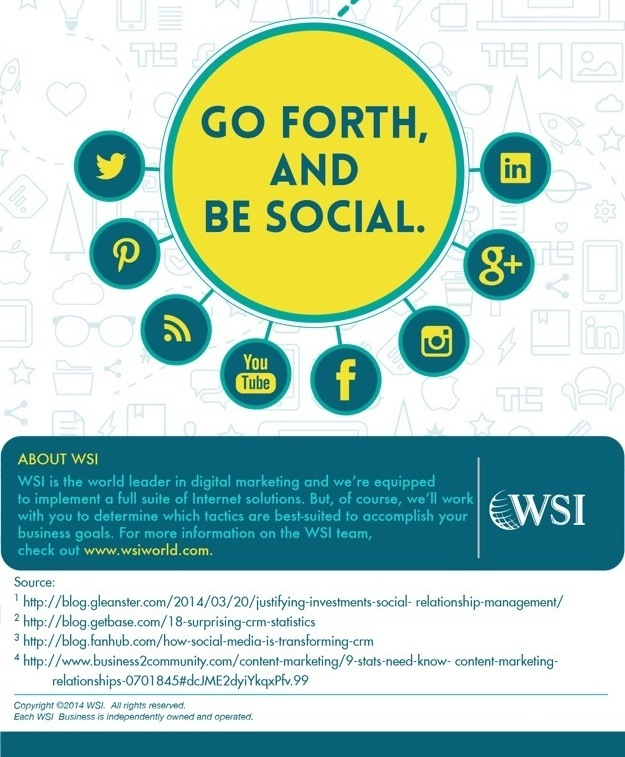 WSI World Blog - [INFOGRAPHIC] Show Your Customers How Much You Love Them Image 4