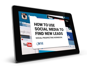 How to Use Social Media to find New Leads: Social Prospecting Workbook
