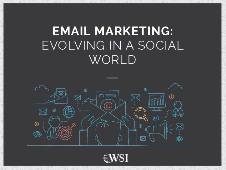 WSI eBook : Email Marketing: Evolving in a Social World