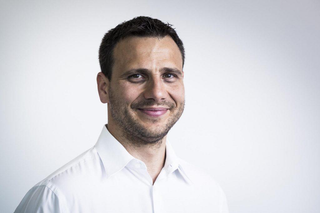 Gabor Markus profile picture.